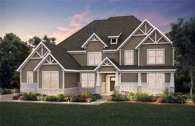 2511 Maple Creek, Westfield, IN 46074 (MLS #21700268) :: The ORR Home Selling Team