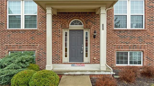 12674 Bourden Lane, Fishers, IN 46037 (MLS #21700273) :: The ORR Home Selling Team