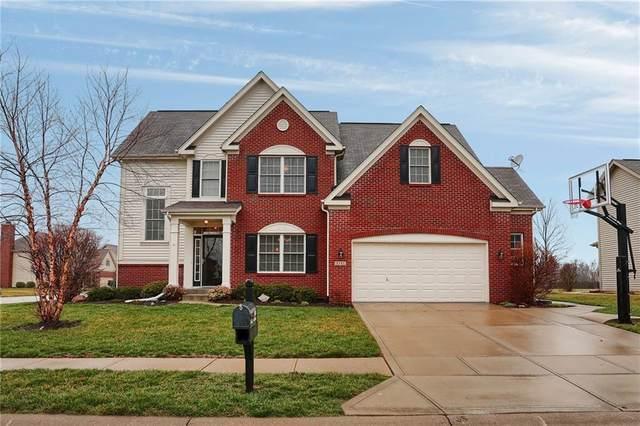 8543 Lockerbie Drive, Brownsburg, IN 46112 (MLS #21700283) :: Anthony Robinson & AMR Real Estate Group LLC