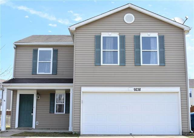 9238 Bainbridge Drive, Camby, IN 46113 (MLS #21700291) :: The Indy Property Source