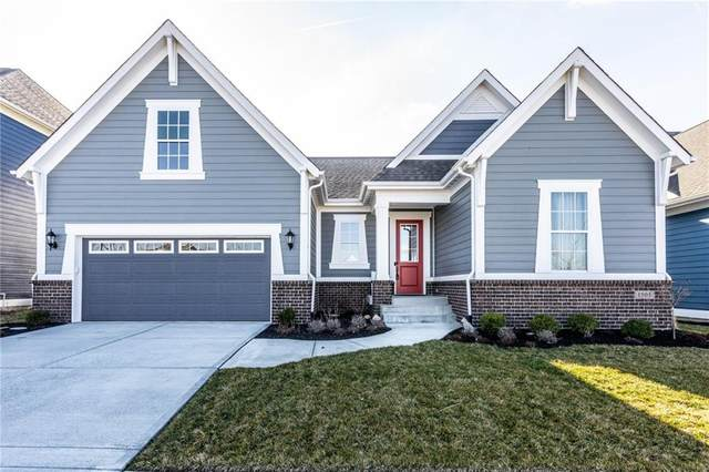1505 Avondale Drive, Westfield, IN 46074 (MLS #21700392) :: The Evelo Team