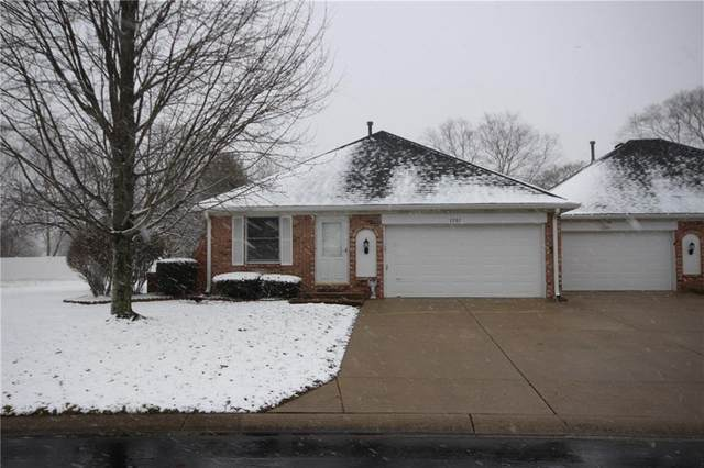1281 Holiday Lane E #16, Brownsburg, IN 46112 (MLS #21700409) :: AR/haus Group Realty