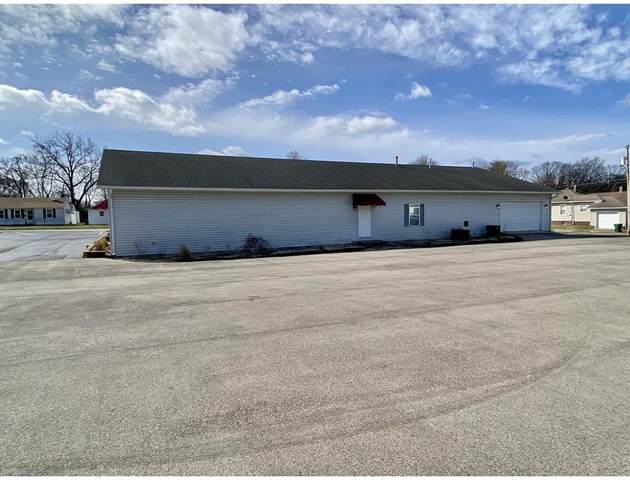 1402 Audubon Road, New Castle, IN 47362 (MLS #21700439) :: The ORR Home Selling Team