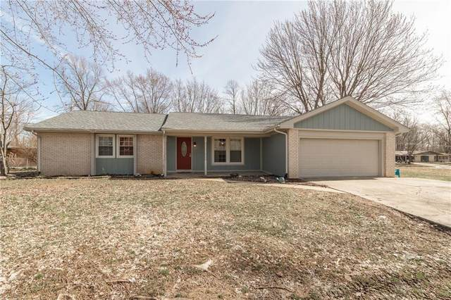 1924 N Log Cabin Drive, Anderson, IN 46011 (MLS #21700457) :: The Evelo Team