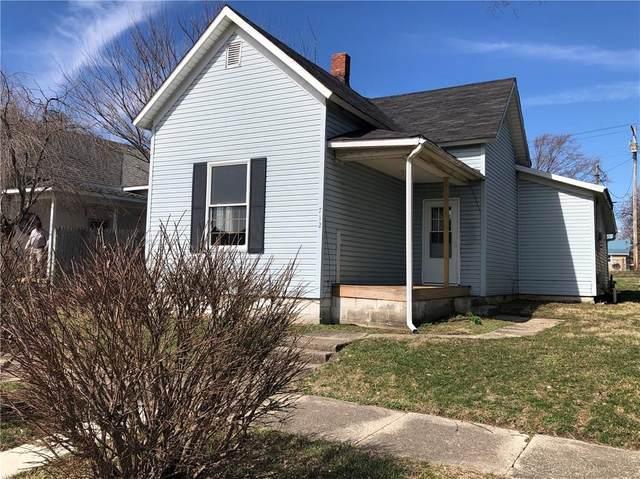 712 W Main Street, Hartford City, IN 47348 (MLS #21700463) :: Heard Real Estate Team | eXp Realty, LLC