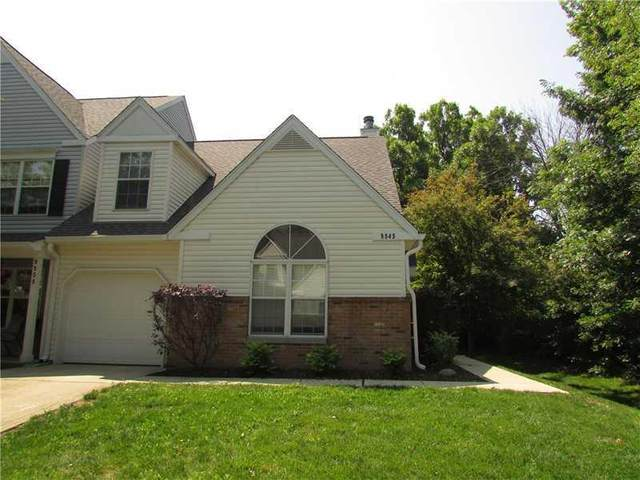 9545 Thradd Street, Fishers, IN 46038 (MLS #21700481) :: AR/haus Group Realty