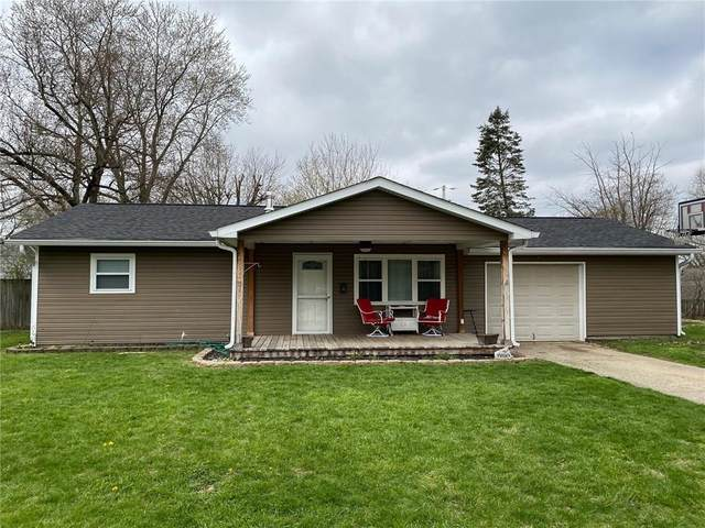 436 Sierra Circle, New Whiteland, IN 46184 (MLS #21700536) :: The Indy Property Source