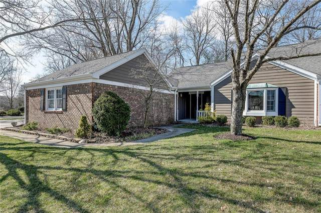 2004 Mystic Bay Court, Indianapolis, IN 46240 (MLS #21700625) :: AR/haus Group Realty