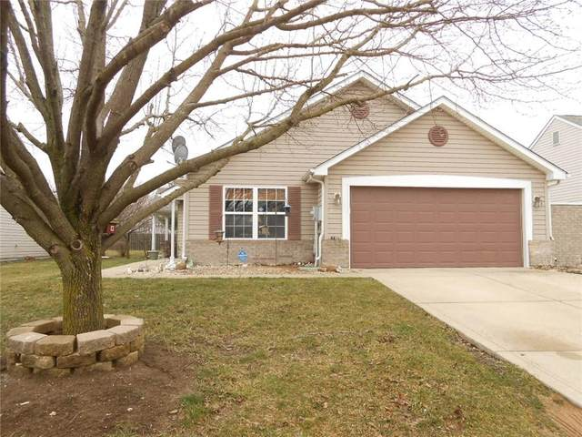 674 Westover Road, Avon, IN 46123 (MLS #21700633) :: The ORR Home Selling Team