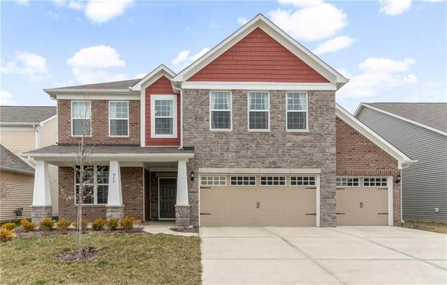 972 Burgess Hill Pass, Westfield, IN 46074 (MLS #21700652) :: The Indy Property Source