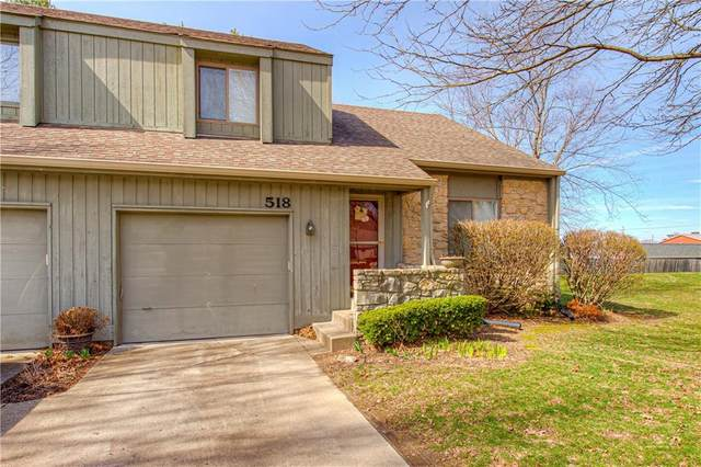 518 Conner Creek Drive #518, Fishers, IN 46038 (MLS #21700657) :: AR/haus Group Realty