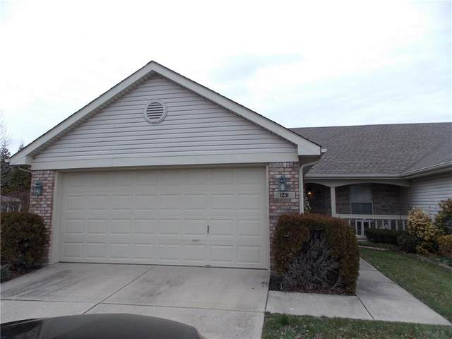 1231 Brittany Circle, Brownsburg, IN 46112 (MLS #21700671) :: The ORR Home Selling Team
