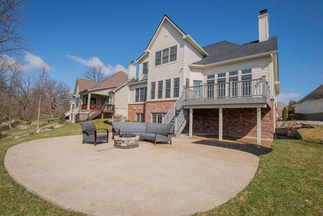 11495 Golden Willow Drive, Zionsville, IN 46077 (MLS #21700676) :: Richwine Elite Group