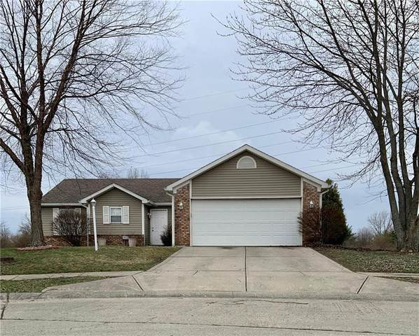 10603 Regis Ct, Indianapolis, IN 46239 (MLS #21700691) :: The ORR Home Selling Team
