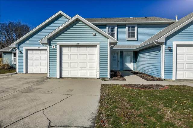 3715 N Lakeside Drive, Muncie, IN 47304 (MLS #21700696) :: The ORR Home Selling Team