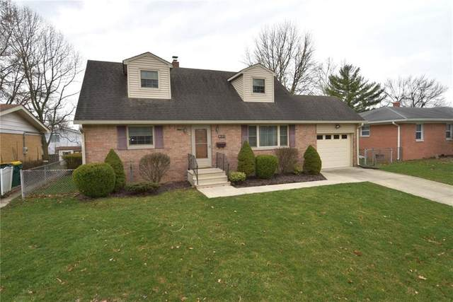 6121 Hollister Drive, Speedway, IN 46224 (MLS #21700704) :: Mike Price Realty Team - RE/MAX Centerstone