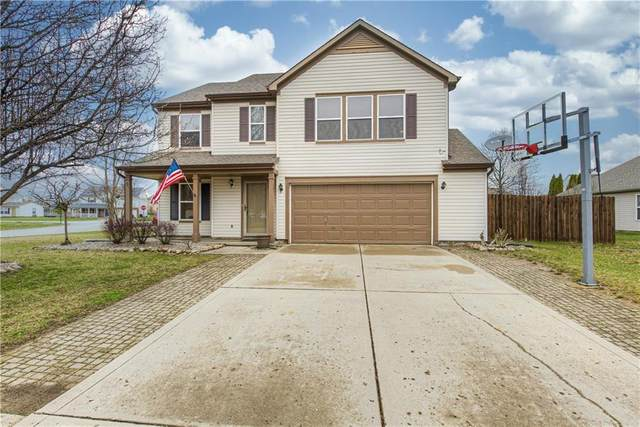 410 Tracy Lane, Brownsburg, IN 46112 (MLS #21700717) :: The Indy Property Source