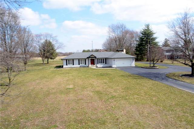 12095 N Turner Road, Mooresville, IN 46158 (MLS #21700722) :: The Indy Property Source