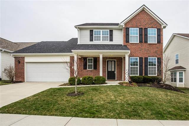 16234 Corby Court, Westfield, IN 46074 (MLS #21700737) :: The Evelo Team