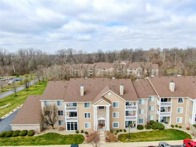 6526 Jade Stream Court #104, Indianapolis, IN 46237 (MLS #21700755) :: The ORR Home Selling Team