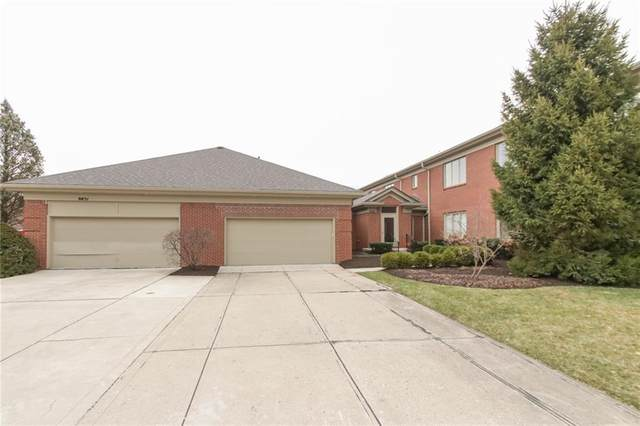 6451 Meridian Parkway D, Indianapolis, IN 46220 (MLS #21700820) :: The ORR Home Selling Team