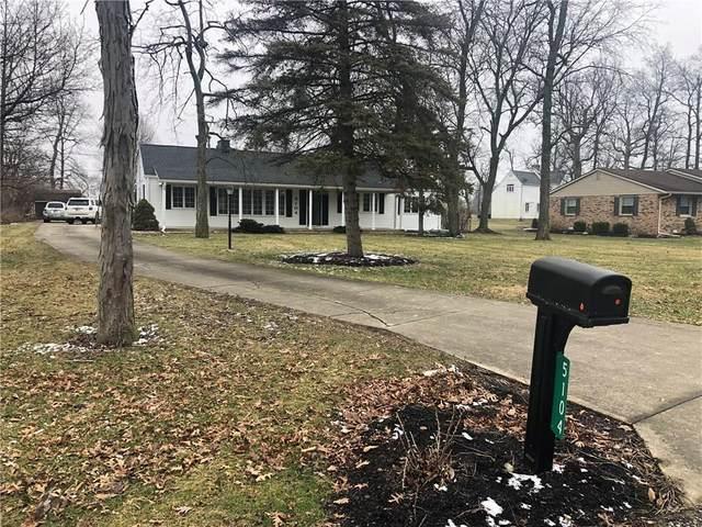 5104 N Hickory Road, Muncie, IN 47303 (MLS #21700909) :: The ORR Home Selling Team
