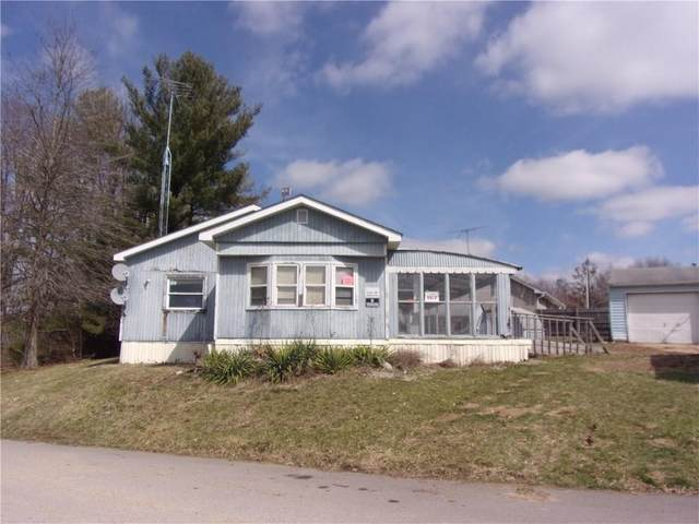 3123 Van Bibber Lake, Greencastle, IN 46135 (MLS #21700938) :: David Brenton's Team
