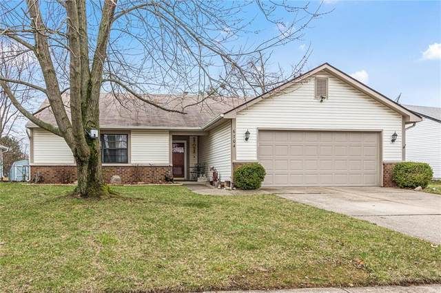 6704 Granger Lane, Indianapolis, IN 46268 (MLS #21700984) :: The ORR Home Selling Team