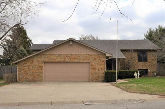 3505 Ashwood Drive, Columbus, IN 47203 (MLS #21701015) :: The Indy Property Source