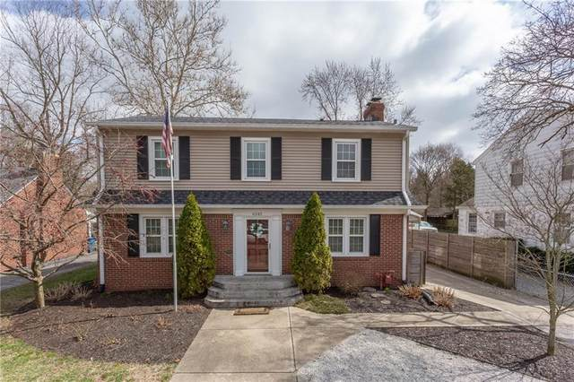 6345 N Washington Boulevard, Indianapolis, IN 46220 (MLS #21701039) :: The Indy Property Source