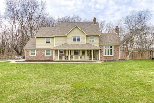 1184 W County Road 100 S, Danville, IN 46122 (MLS #21701042) :: HergGroup Indianapolis