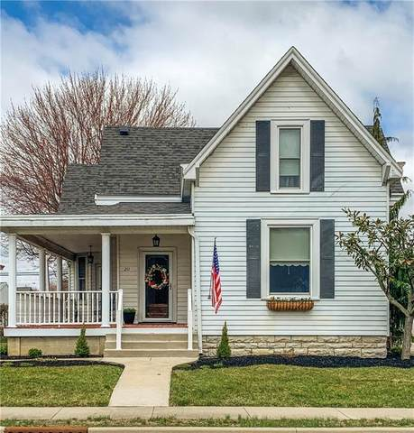 211 Eastern Ave, Sunman, IN 47041 (MLS #21701045) :: Richwine Elite Group