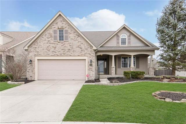 15260 Nashua Circle, Westfield, IN 46074 (MLS #21701061) :: The Evelo Team