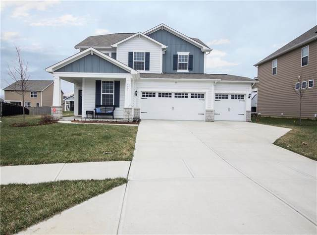 4431 Garrison Circle, Westfield, IN 46062 (MLS #21701073) :: The Evelo Team