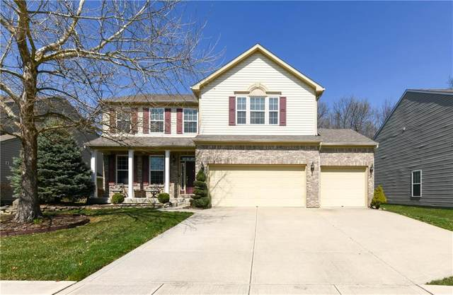 11108 Litchfield Place, Fishers, IN 46038 (MLS #21701091) :: Richwine Elite Group