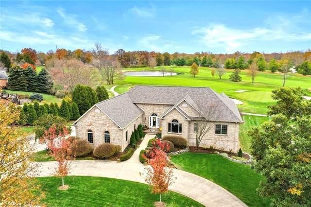 704 S Prestwick Lane, Yorktown, IN 47396 (MLS #21701094) :: The ORR Home Selling Team