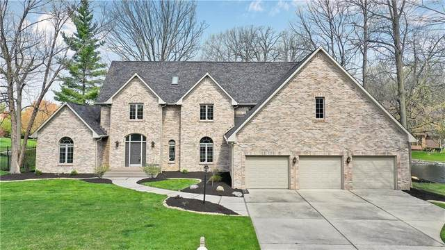 7594 Ballinshire S, Indianapolis, IN 46254 (MLS #21701103) :: Mike Price Realty Team - RE/MAX Centerstone