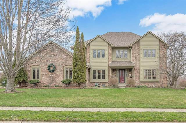 62 Woodfield Place, Danville, IN 46122 (MLS #21701110) :: The Indy Property Source