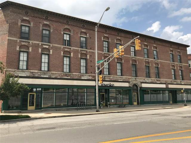 970 Fort Wayne Avenue #302, Indianapolis, IN 46202 (MLS #21701141) :: Heard Real Estate Team | eXp Realty, LLC