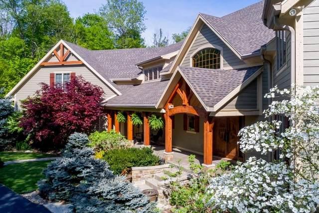 2710 N Pleasant Creek Drive, Yorktown, IN 47396 (MLS #21701156) :: The ORR Home Selling Team