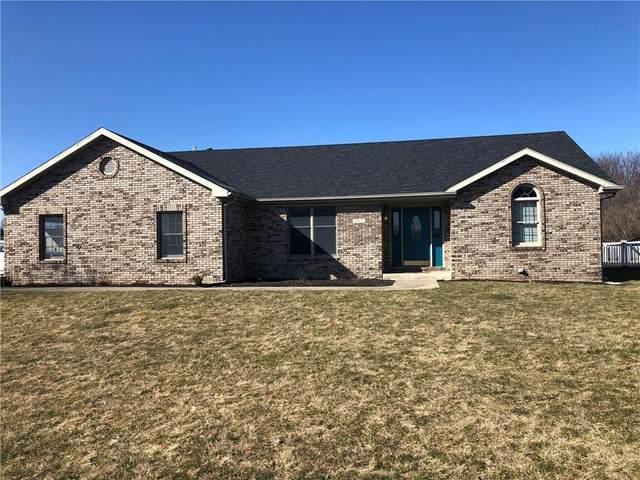 1801 S Ohare Boulevard, Yorktown, IN 47396 (MLS #21701164) :: The ORR Home Selling Team
