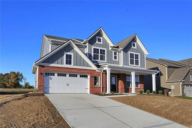 3978 New Battle Lane, Bargersville, IN 46143 (MLS #21701170) :: The Indy Property Source
