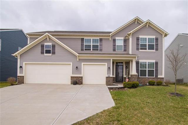 4444 Goose Rock Drive, Indianapolis, IN 46239 (MLS #21701185) :: AR/haus Group Realty