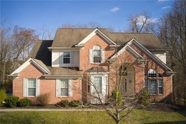 8235 Sweetclover Court, Indianapolis, IN 46256 (MLS #21701187) :: Mike Price Realty Team - RE/MAX Centerstone