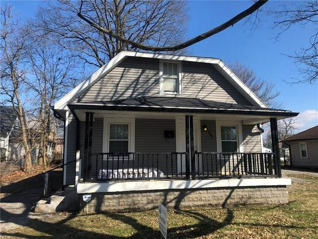2441 Stuart Street, Indianapolis, IN 46218 (MLS #21701200) :: HergGroup Indianapolis