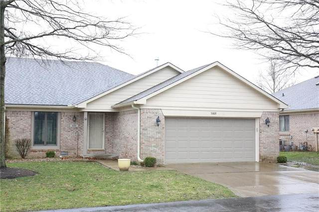 5309 Carnoustie Circle, Avon, IN 46123 (MLS #21701205) :: The ORR Home Selling Team