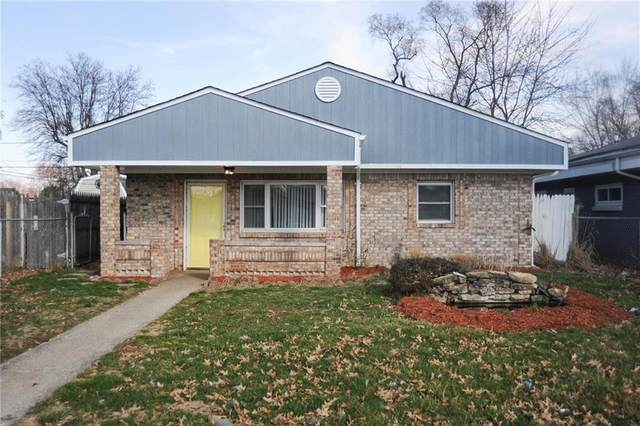 2819 Mars Hill, Indianapolis, IN 46241 (MLS #21701221) :: The Evelo Team