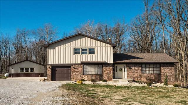 4999 S State Road 47, Crawfordsville, IN 47933 (MLS #21701233) :: Mike Price Realty Team - RE/MAX Centerstone