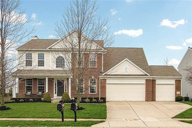 14451 Chariots Whisper Drive, Carmel, IN 46074 (MLS #21701238) :: Your Journey Team