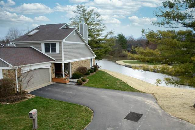 7431 Longleat Road, Indianapolis, IN 46240 (MLS #21701252) :: The ORR Home Selling Team